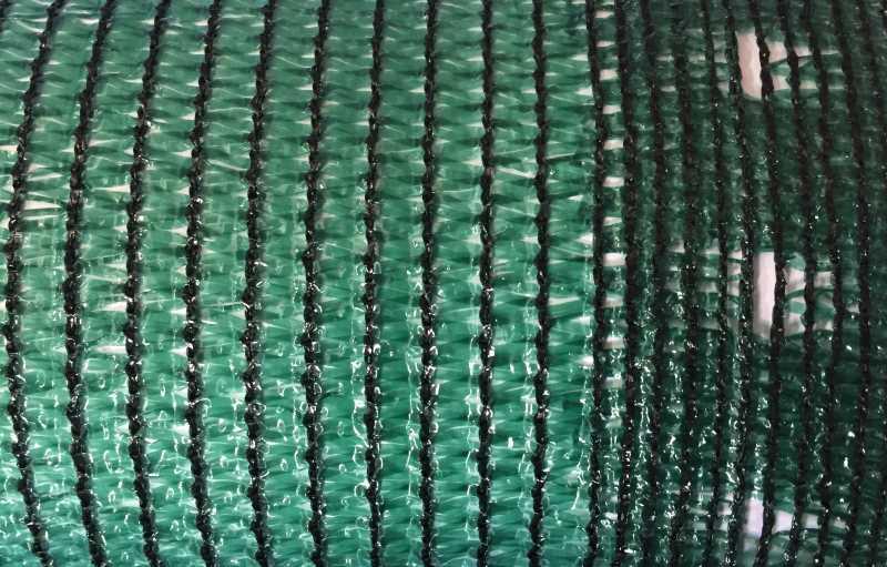 затеняющая сетка 80% и 85% густая, крепление, зеленая